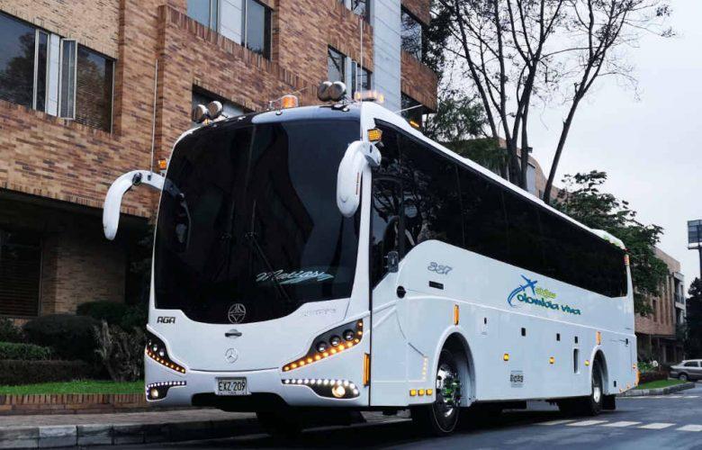 Buses Viajes Colombia Viva 2