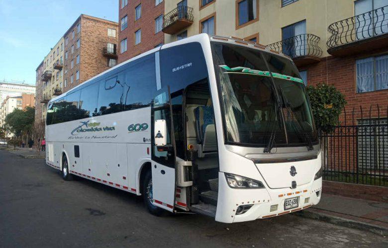 Buses Viajes Colombia Viva 4