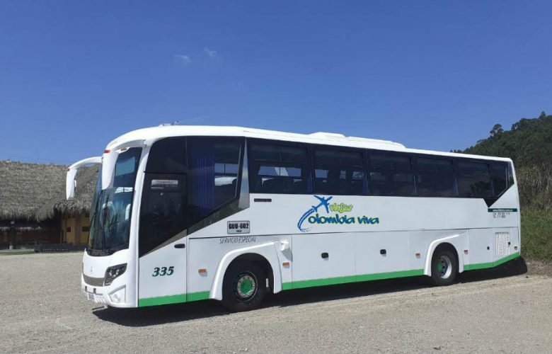 Buses Viajes Colombia Viva 5