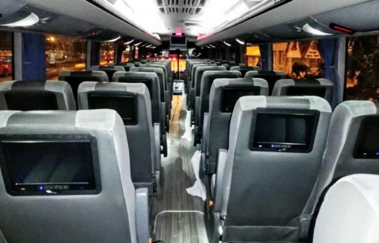 Buses Viajes Colombia Viva interiores 2