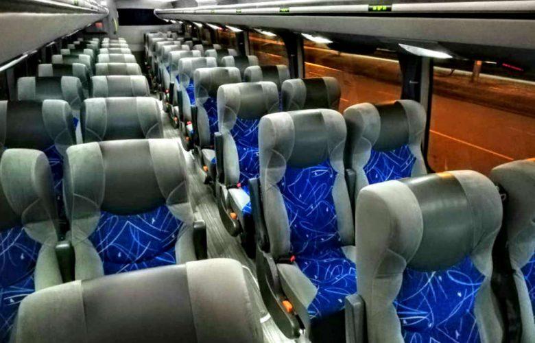 Buses Viajes Colombia Viva interiores 4