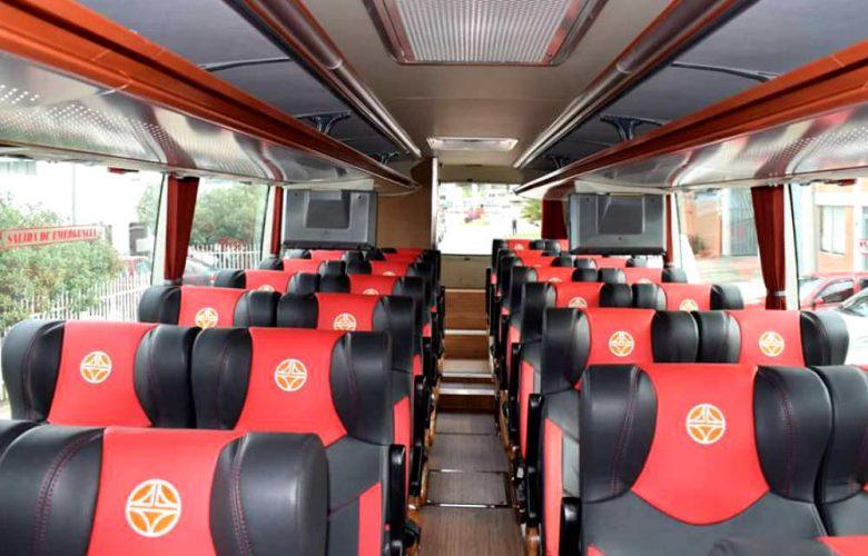 Buses Viajes Colombia Viva interiores 5