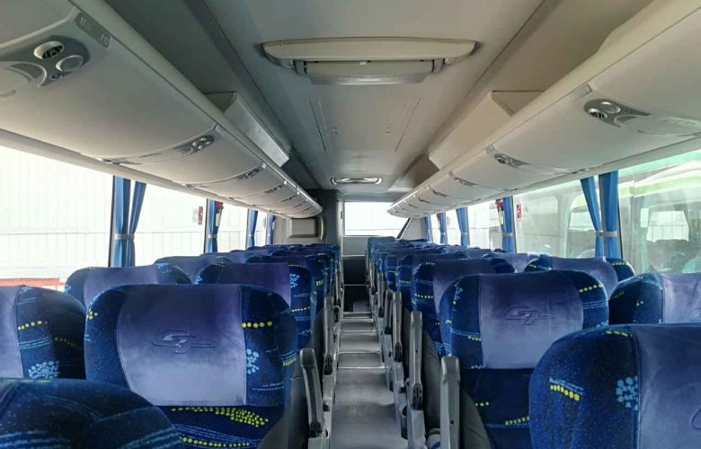 Buses Viajes Colombia Viva interiores 7
