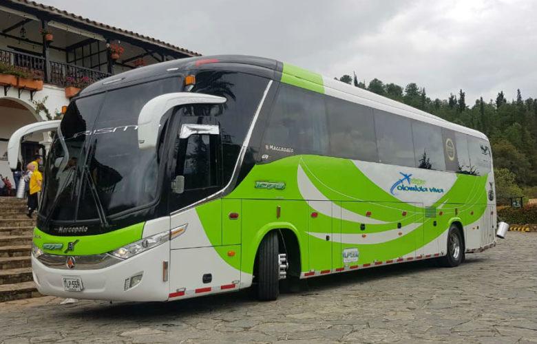 Buses Viajes Colombia Viva portada ultima i