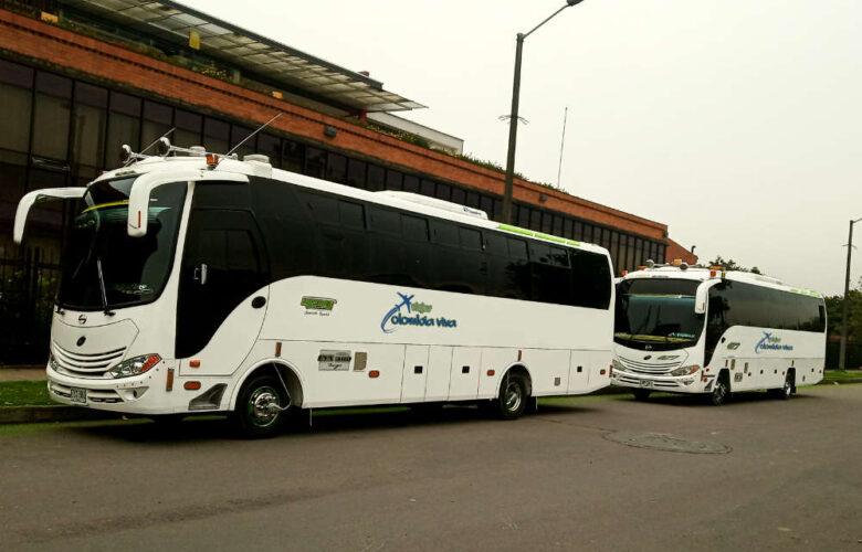 Busetas Viajes Colombia Viva 1