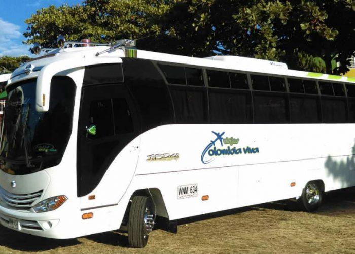 Busetas Viajes Colombia Viva 3