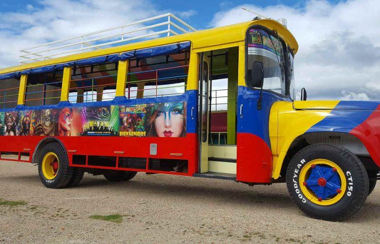 Chicas viajes Colombia Viva