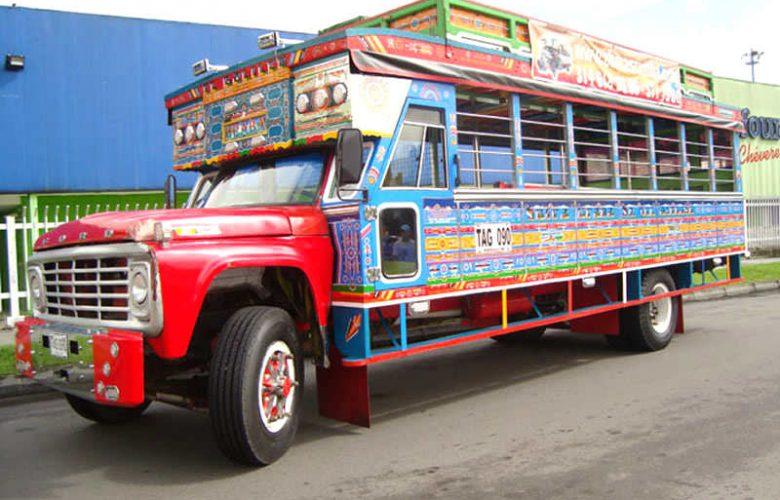 Chiva-rumbera-quindio Viajes Colombia Viva