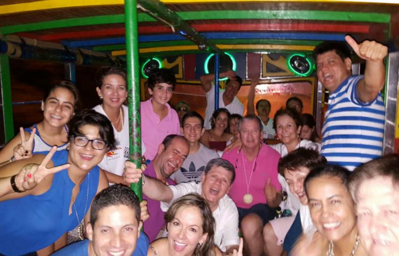 Chivas Rumberas viajes Colombia Viva 3