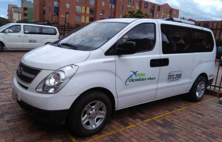 Minivan Viajes Colombia Viva
