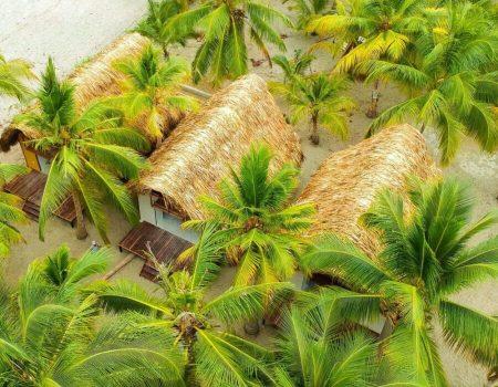 Tay Beach Vista al Mar parque tayrona santa marta